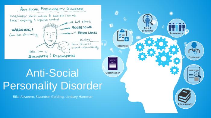 Anti-social Personality Disorder by Lindsey Hammar on Prezi Next