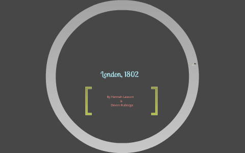 london 1802 tone