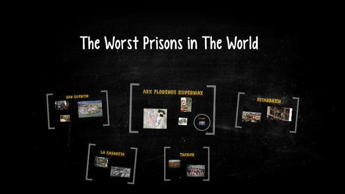 The Worst Prisons in The World by Mikołaj Wolak on Prezi