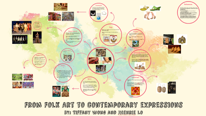 From Folk Art to contemporary expressions by tiffany wong on Prezi