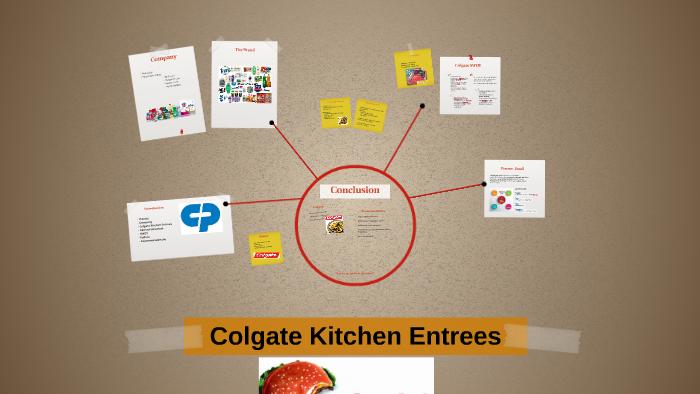 Colgate Kitchen Entrees By Evgenia