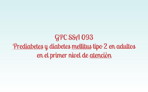 Ada pre diabetes a1c niveles