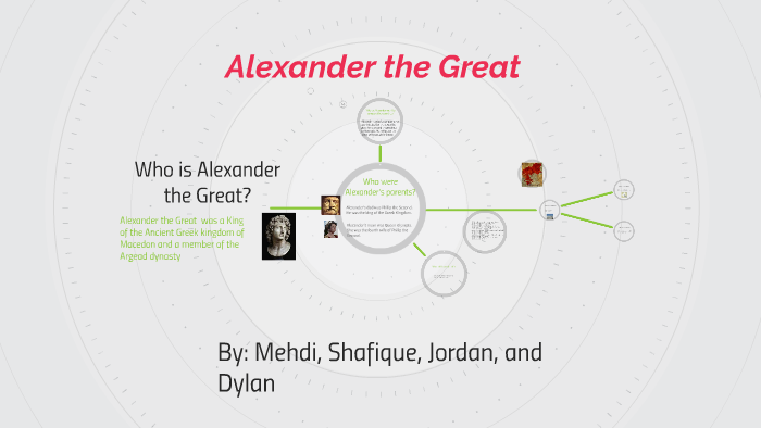 Alexander the Great by Jordan Meikle on Prezi