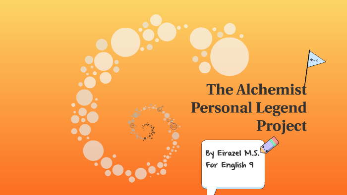 personal legend the alchemist