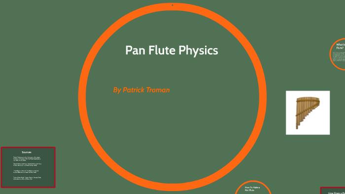 Pan Flute Physics By Patrick Troman On Prezi