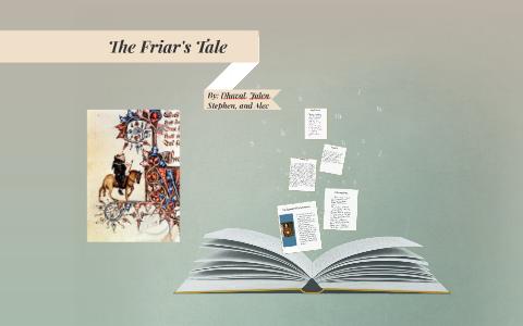 the friar canterbury tales summary