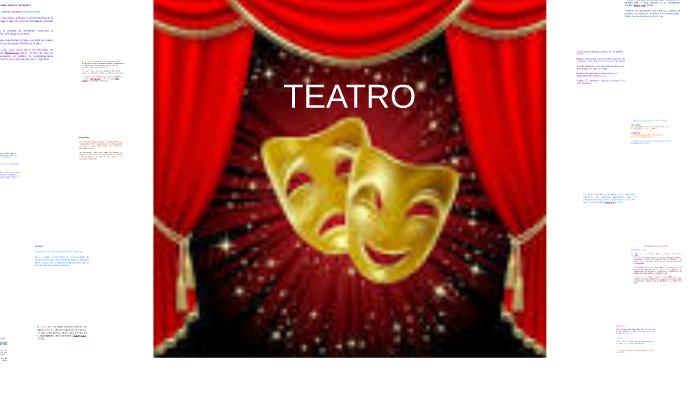 Estructura Externa Del Teatro By Silvia Nora On Prezi