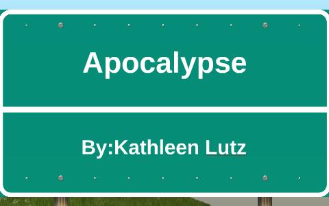 Apocalypse Allusion by Kathleen Lutz on Prezi