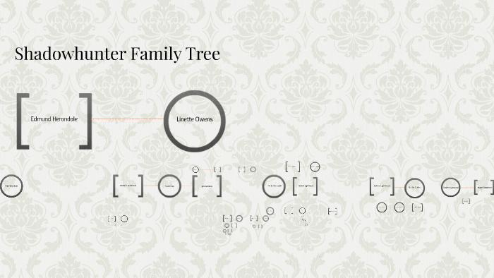 Shadowhunter Family Tree By Ashley Thompson On Prezi