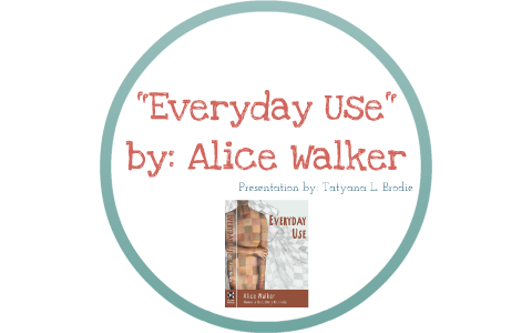 setting of the story everyday use by alice walker