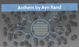 ayn rand anthem summary
