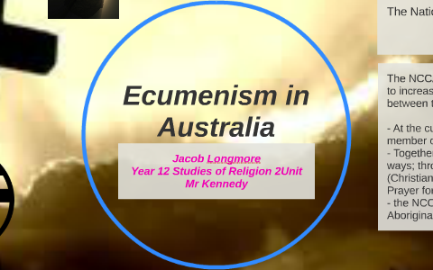 what is ecumenism and why is it important