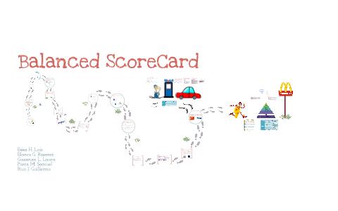 Balanced Scorecard By Laura Gazarian On Prezi