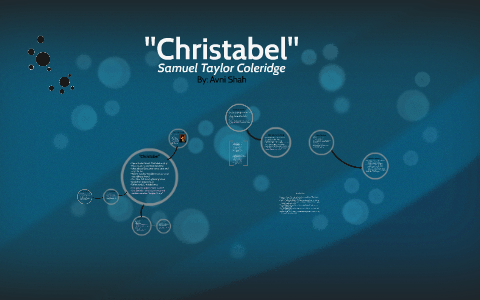christabel critical analysis
