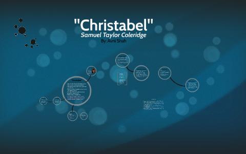 christabel critical analysis