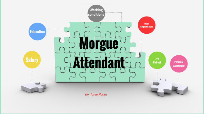responsibilities and daily activities of a morgue assistant
