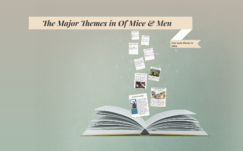 major themes of mice and men