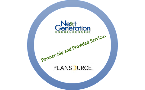 Overview of the PlanSource/NGE Partnership and the Services