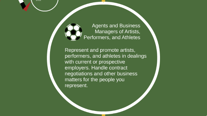 Agents And Business Managers Of Artists Performers And Ath By Dalton Van Esselstyn On Prezi Next