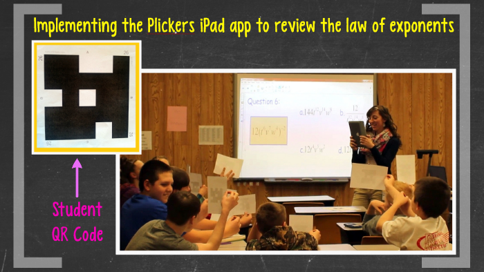 Plickers by Michelle Welch on Prezi