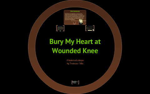 bury my heart at wounded knee summary and analysis