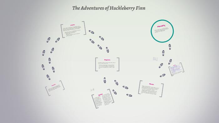 allusions in huckleberry finn