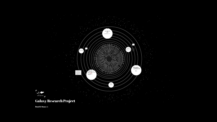 galaxy research project
