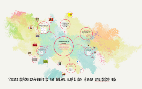 Transformations In Real Life By Sam Musso On Prezi