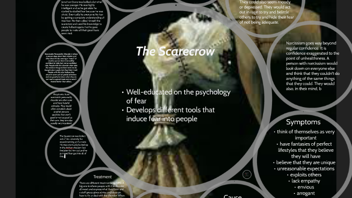 The Scarecrow by Brock Hughes on Prezi