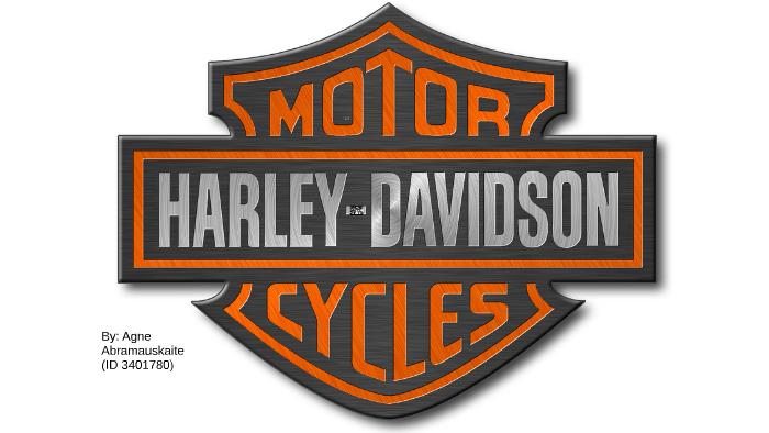 harley davidson business strategy case study