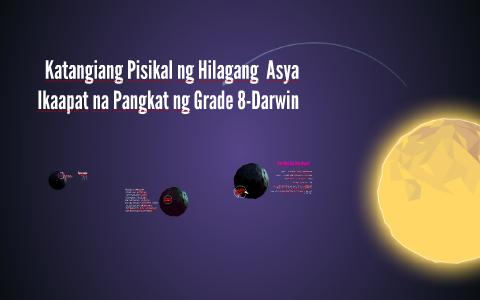Katangiang Pisikal ng Asya by Simpleen Natividad on Prezi