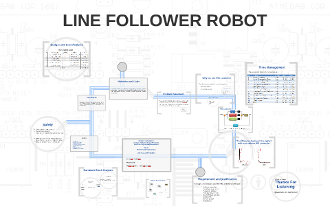 LINE FOLLOWER ROBOT by Worood Bent-allord on Prezi