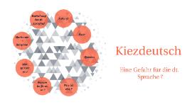 Kiezdeutsch By Lucy Clasen