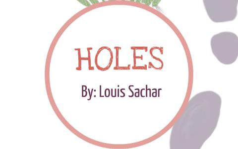 louis sachar holes summary