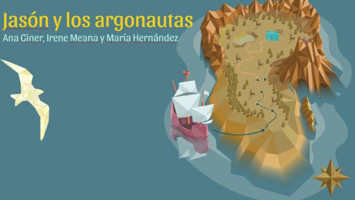 Los Jasón María By Hernández Prezi On Y Argonautas K1cJTlF