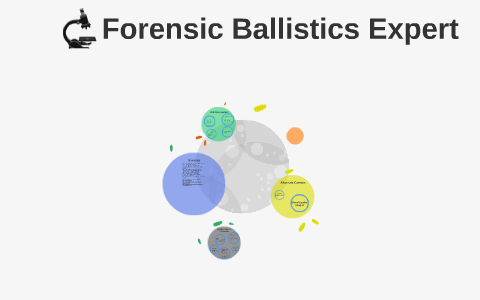 Forensic Ballistics Expert By Erik Rangel Silva On Prezi Next