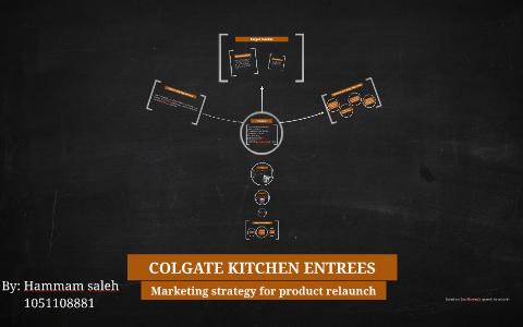 Colgate Kitchen Entrees By Yahya Gazzaz