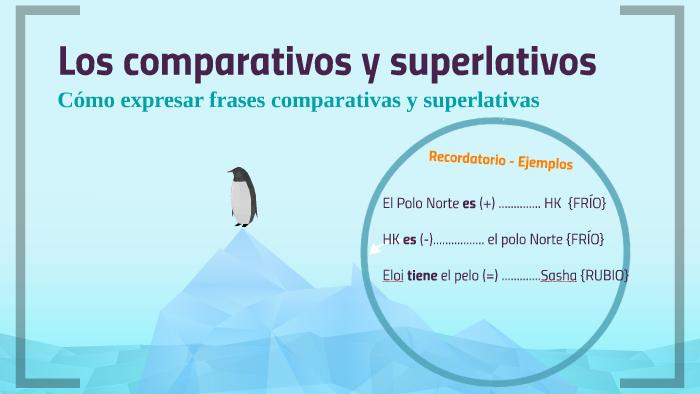 3elos Comparativos Y Superlativos By M Bs On Prezi