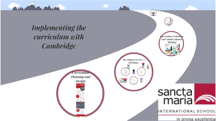Implementing the Curriculum with Cambridge by Sophie Peralba on Prezi