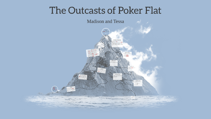 the outcasts of poker flat theme