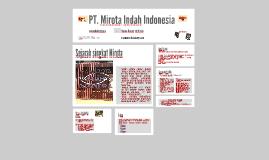 PT. Mirota Indah Indonesia