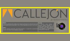 Copy of CALLEJÓN Productions