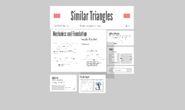 Copy of Similar Triangles