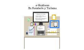 e-Business en Hoteria y Turismo