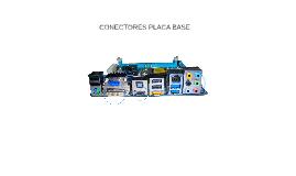 CONECTORES PLACA BASE