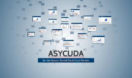 ASYCUDA