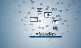 Plataforma #falabelém