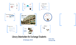 Orientation for International Exchange Students