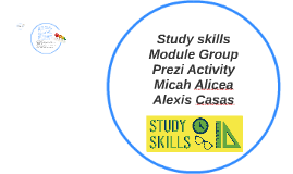Study skills Module Group Prezi Activity