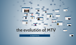 the evolution of MTV